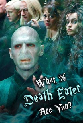 Hogwarts Quiz: What % Death Eater Are You? | Quizzes | Harry