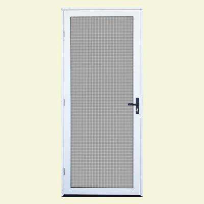 Full View Security Door With Meshtec Screen 820 Unique House Design House Design Security Screen Door