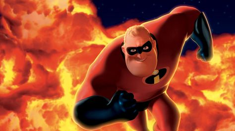 Wanna see a great action scene? Watch a Pixar film.
