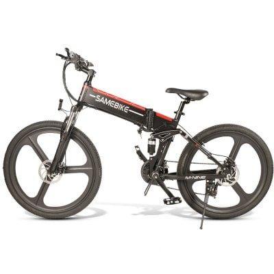 Samebike Lo26 Moped Electric Bike Smart Folding Bike E Bike Sale
