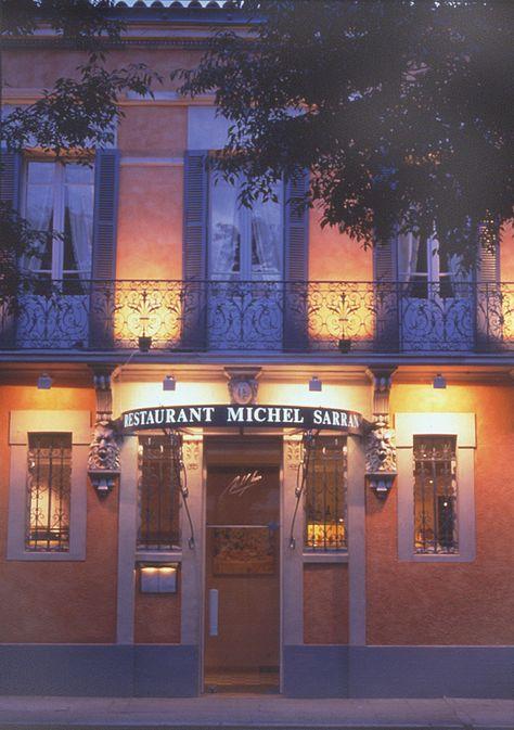 Restaurant Michel Sarran, 2 étoiles Michelin à Toulouse © Jean-Bernard Lafitte #visiteztoulouse #gatronomie #gastronomy