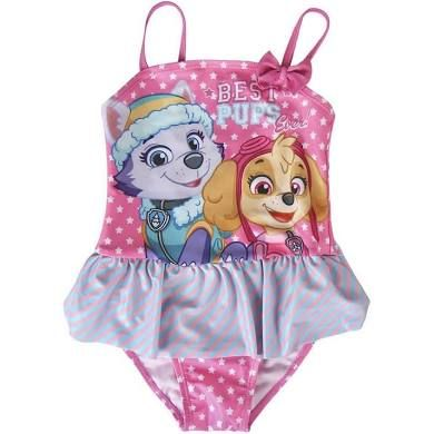 Minions Official Girls Swimming Bikini Age 3//6Years