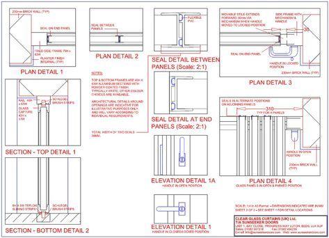 Frameless Glass Door Detail Drawing 50 Ideas Frameless Glass Doors Door Detail Garage Door Design