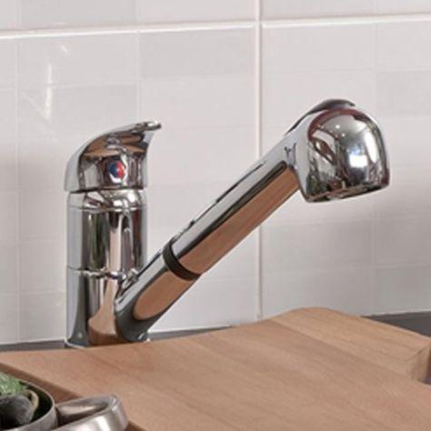 Faucets Home  Garden #ebay Products Pinterest Faucet and Products - armatur küche ausziehbar