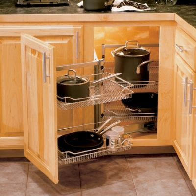 lazy susan turntable for cabinets | kitchen redo | Kitchen ...