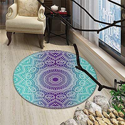 Pin On Caroline Room Ideas Small round area rug