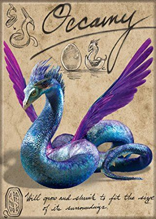 Pin Von Danielle Bowser Auf Hp Phantastische Tierwesen Fantastische Tierwesen Phantastische Tierwesen Buch