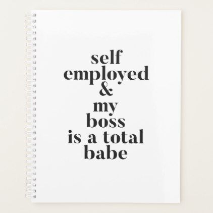 Total Babe Planner Zazzle Com Perfect Planner Boss Babe