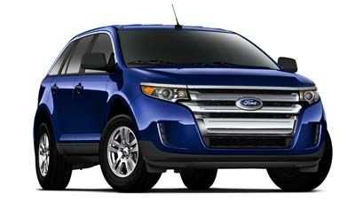 Ford Edge Standard Suv Ford Edge Car Ford New Ford Edge