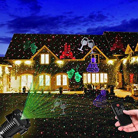 48 Of Contemporary Amazon Christmas Decorations Outdoor Decorating With Christmas Lights Laser Christmas Lights Amazon Christmas Decorations