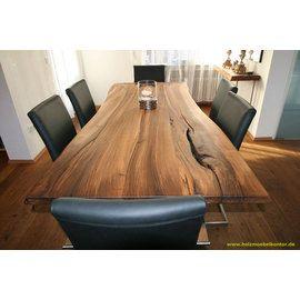 Tisch Light Massivholztisch Nussbaum Artikelnummer 20023 Nussbaum Tisch Esstisch Holz Massiv Massivholztisch