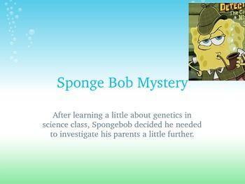 23++ Spongebob genetics worksheet Info