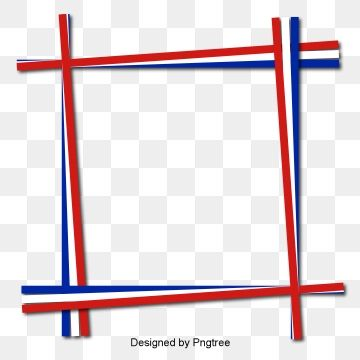 Frame Rectangular Overlapping Blue White Red Photo Frame Blue White Png And Vector With Transparent Background For Free Download Frame Photo Frame Design Blue And White