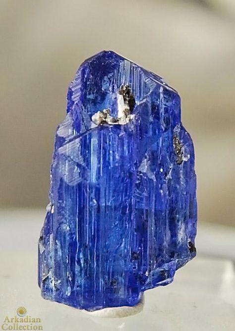 tanzanite | Superior Quality Natural Tanzanite Crystal