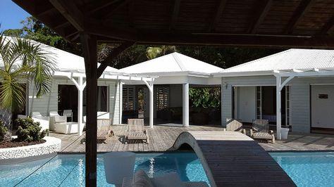 Villa de luxe Bord lagon à St François Guadeloupe - 28443 --