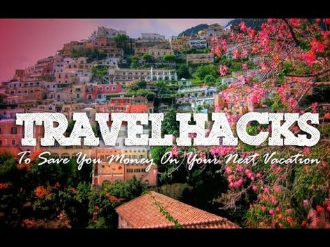 Travel Hacks To Save You Money On Your Next Vacation  http://www.biblemoneymatters.com/travel-hacks-to-save-you-money-on-your-next-vacation/  Travel isn't cheap, and a few hours of research can mean the difference between paying through the nose and saving hundreds (if not thousands) of dollars.  Here's how you can save on your next vacation.
