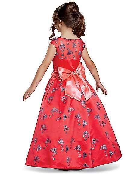 Brand New Elena of Avalor Ball Gown Prestige Toddler//Child Costume