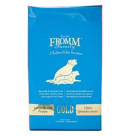 Fromm Fromm Family Gold Dog Kibble 15 Lb Large Breed Puppy Dog