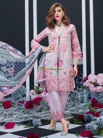 Zainab Chottani Lawn Suit, Ladies Suits Online, Replica Designer Dresses.