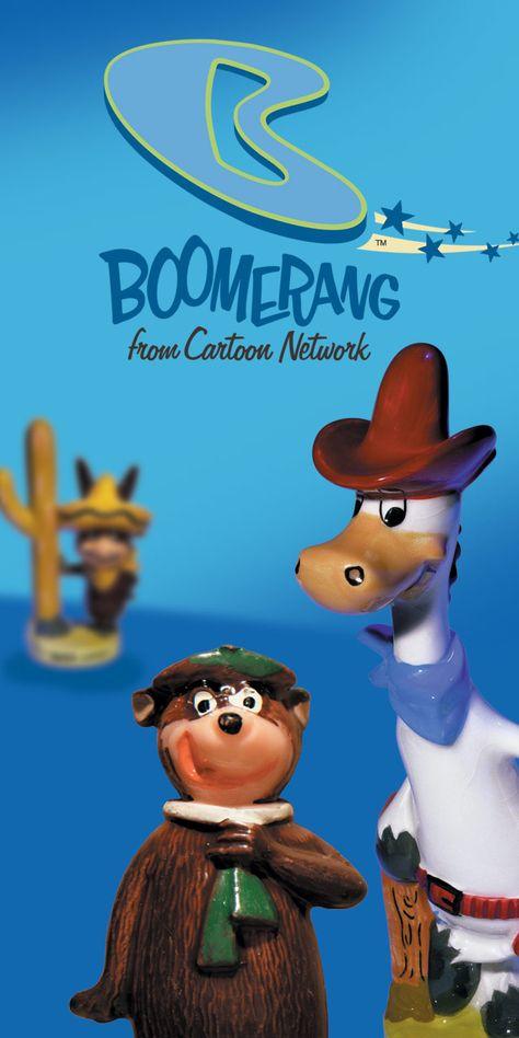 Shows - Boomerang