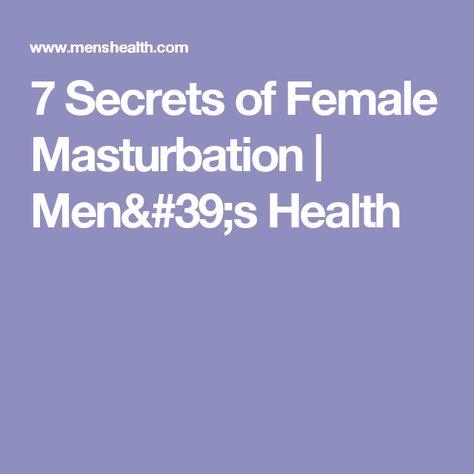 Healthy masturbation schedule