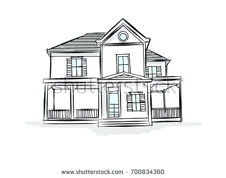 Design Drawing Dream Dreamhousedrawing Easy House Dream House Design Drawing Easy Design Drawing In 2020 House Design Drawing House Sketch Dream House Sketch