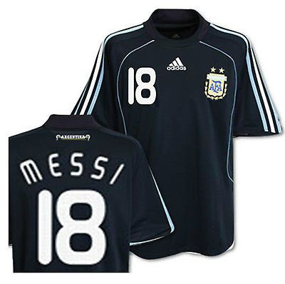 lionel messi t shirt adidas