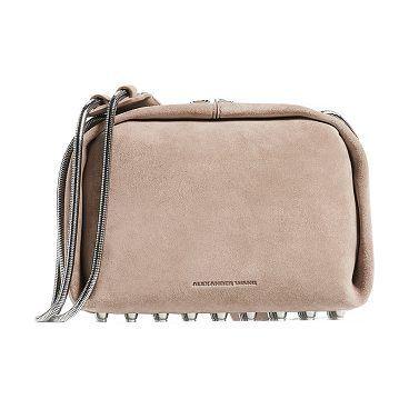 Cute Dumbo Zipper Shoulder Bag For Casual Travel Trendy Round Crossbody Bag
