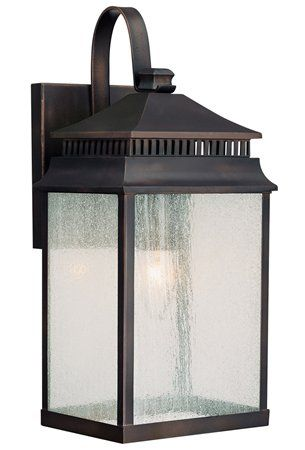 Sutter Creek Transitional Outdoor Wall Sconce In 2019