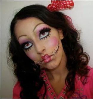 DIY Halloween Makeup Tutorials: Spooky Special Effects Makeup ...