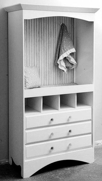 Génial   Absolument gratuit  armoire repurpose dog  Stratégies,  #Absolument #armoire #armoirerepurposedog #dog #Génial #gratuit #repurpose #Stratégies, Nous pourrions simplement enlever les portes de l'armoire et les utiliser dans la chambre du bébé! Une porte sur la nôtre est de toute façon cassée et elle prend trop de place dans notre chambre! Le bedroom n'a pas à être ouvertement attractive...