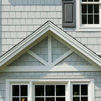 5 Things That Are Hot On Pinterest This Week Craftsman Exterior Cottage Exterior House Trim