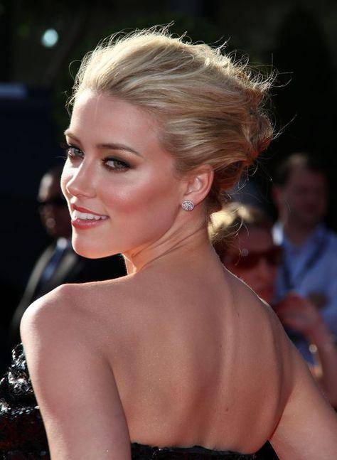 Amber Heard Eye Makeup