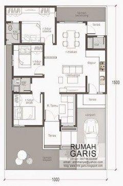 17 New Ideas House Styles Modern Floor Plans House Layout Plans Contemporary House Plans Modern Floor Plans