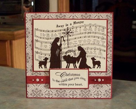 Handmade Religious Christmas Cards.Pin On Christmas Cards
