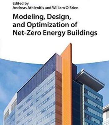 Modeling Design And Optimization Of Net Zero Energy Buildings Pdf Zero Energy Building Optimization Energy
