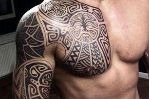13 diseños maoríes que nos encanta ver en los hombres - Batanga