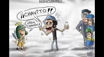 Memes Despedida Chavo Del Ocho Caricaturas Divertidas Personajes De El Chavo Caricaturas Mexicanas