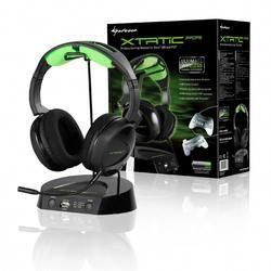 Sharkoon X Tatic Air Gaming Wireless Headset For Xbox 360 PS3 PC