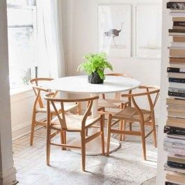 50 Minimalist Small Dining Room Decoration Ideas On A Budget With