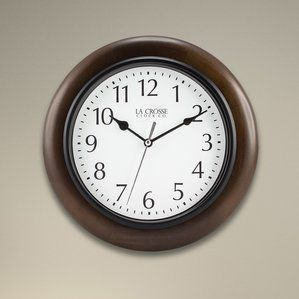 Our Recommended 10 Solid Wood Analog Wall Clock Wall Clock