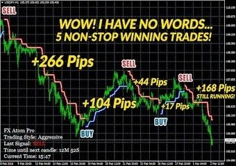 Fx Atom Pro Review Intraday Trading Words Forex Trading