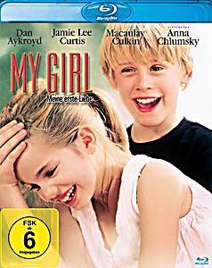 My Girl Meine Erste Liebe Blu Ray Bei Weltbild De Kaufen In 2020 Alleinerziehender Vater Filme Anna Chlumsky