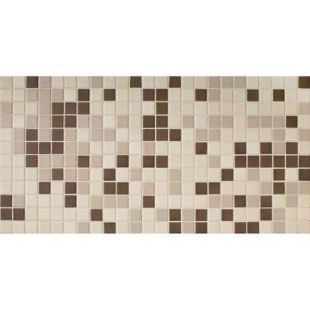 Daltile Dk1311ms1p Chocolate Blend Keystones 1 X 1 Square Mosaic Wall Tile Polished Tile Visual Daltile Mosaic Wall Tiles Mosaic