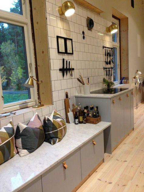 ikea veddinge kök Kitchens Pinterest Kitchens, Interiors and - küchenrückwand ikea erfahrungen