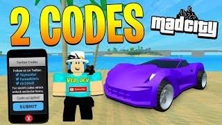 2 Secret New Codes In Mad City Roblox Coding Mad - roblox mad city season 4 all codes