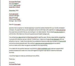 Surat Permohonan Kerja Bahasa English How To Apply Looking For Someone Positivity