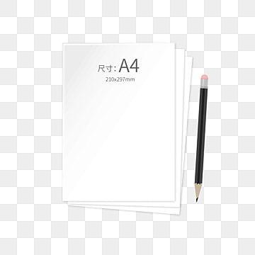 ورقة A4 عرض Psd A4 ورقة عرض A4 Psd ورقة A4 Png والمتجهات للتحميل مجانا Paper A4 Paper Display