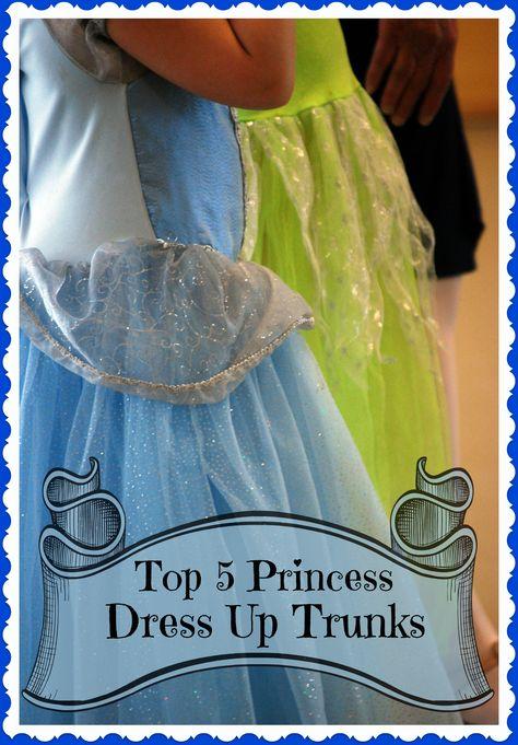 Theatre Princess Dress Peach Dress Up Dress Up Trunks Halloween