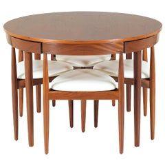 Hans Olsen Roundette Dining Set For Frem Rolje Oak Dining